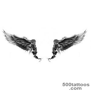 Wings Tattoo Images amp Designs_1