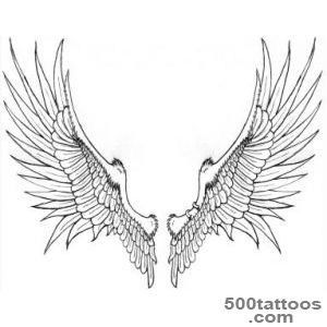 WINGS TATTOOS   Tattoes Idea 2015  2016_36