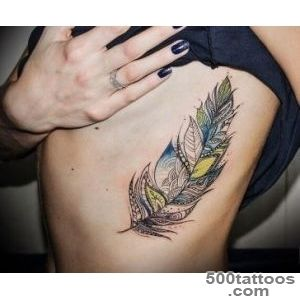 50 Best Feather Tattoo Designs And Ideas  Tattoos Me_2