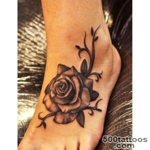 75 Cool Foot and Flip Flop Tattoos_4