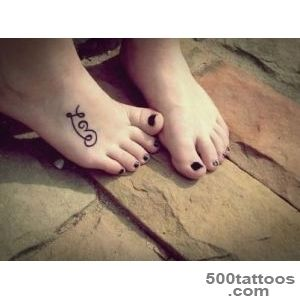 75 Cool Foot and Flip Flop Tattoos_16