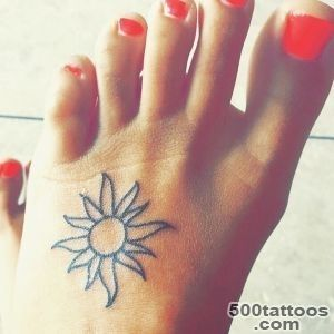 1000+ ideas about Small Foot Tattoos on Pinterest  Foot Tattoos _25