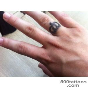 Ceker Tattoos On Ring Fingers_44