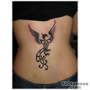 30 Sexy Lower back Tattoos For Girls_19