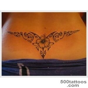30 Sexy Lower back Tattoos For Girls_20