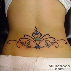 30 Sexy Lower Back Tattoos for Girls_29
