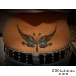 50 Sexy Lower Back Tattoos for Women  Tattooton_42