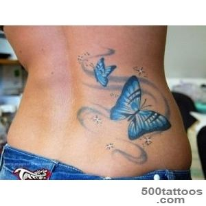 60+ Low Back Tattoos for women  Art and Design_18