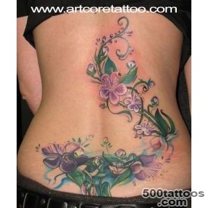 95 Lower Back Tattoos  Tramp Stamp Tribal Tattoo Designs Fix my _35