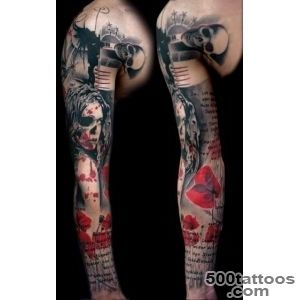 Poppies Tattoo Designs Ideas Meanings Images