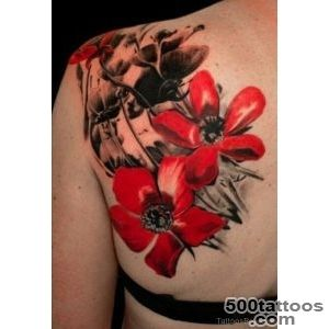 Poppy Tattoo  Tattoo Designs, Tattoo Pictures  Page 15_32