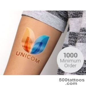 Custom Temporary Tattoos  Award Winning Quality  StickerYou_40