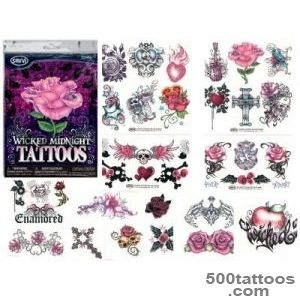 Pin Temporary Tattoos Fake On Tattooforaweek on Pinterest_17