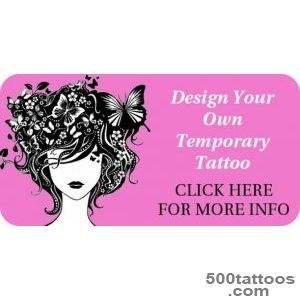 Temporary Tattoos Australia  Custom and In Stock Fake Tattoo Designs_50
