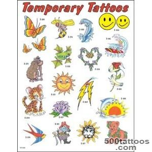Temporary Tattoos  Party People Inc_2