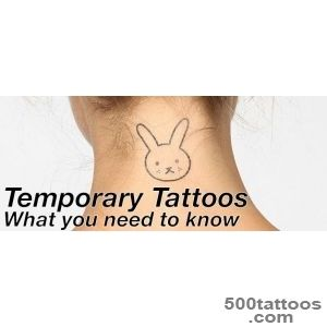 Temporary Tattoos What You Need to Know  The Derma Blog_20