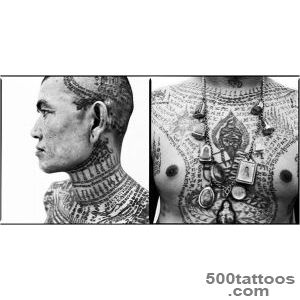 Sacred Ink Beautifully Intricate Traditional Thai Tattoos _35