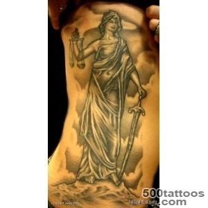 Pin The Goddess Themis Tattoo Artistsorg Ptaxdyndnsorg Picture on _11