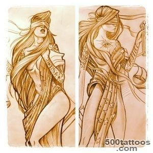 Themis  Tattoo Ideas  Pinterest_16