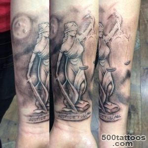 Themis tattoo  My work  Pinterest  Tattoos and body art_4