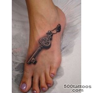 10 Sexiest Foot Tattoos  Tattoocom_39
