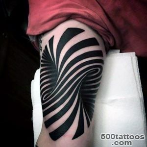 80 3D Tattoos For Men   Three Dimensional Illusion Ink_9