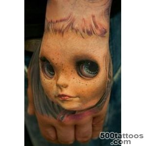Awesome 3D Tattoo on Hands    AdworksPk_19
