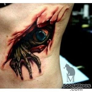 This Collection of Messed Up 3D Tattoos Is SICK!  BoredomBash_1