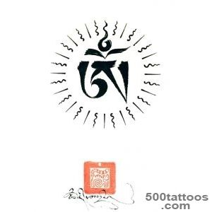27+ Tibetan Tattoos Designs_34