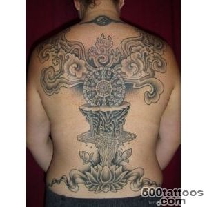 55+ Tibetan Tattoos Collection_14