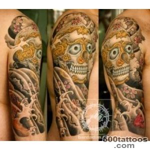 Tibetan skull tattoo  Tattoos that I love  Pinterest  Skull _49