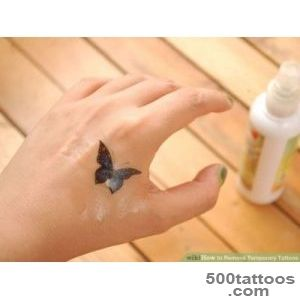 5 Ways to Remove Temporary Tattoos   wikiHow_48