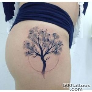 55 Magnificent Tree Tattoo Designs and Ideas   TattooBlend_34