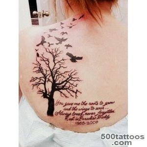58 Coolest Tree Tattoos Designs And Ideas  Tattoos Me_14