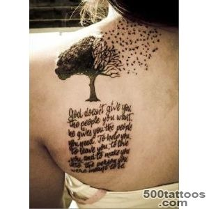 58 Coolest Tree Tattoos Designs And Ideas  Tattoos Me_22