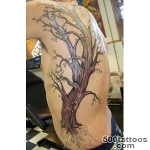 60 Awesome Tree Tattoo Designs  Art and Design_35