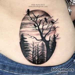 60 Tree Tattoos That Can Paint Your Roots_5