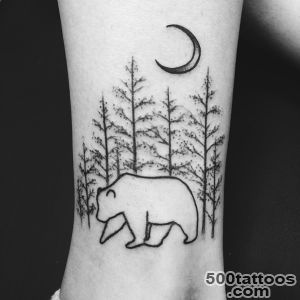60 Tree Tattoos That Can Paint Your Roots_9