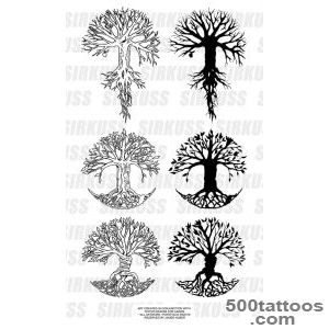 Tree Tattoos, Designs And Ideas  Page 8_31