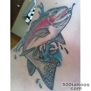 trout tattoo  SwittersB amp Exploring_33