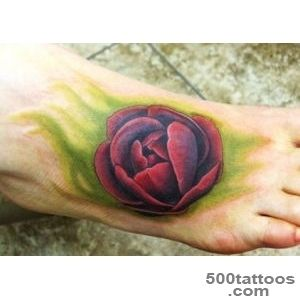 25+ Tulip Tattoo Images, Pictures And Designs_35