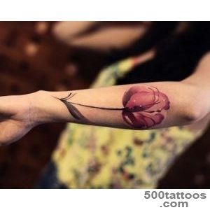 50 Tulip Tattoo Design Ideas   nenuno creative_12