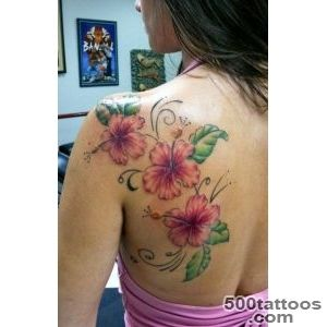 65+ Beautiful Flower Tattoo Designs  Art and Design_39