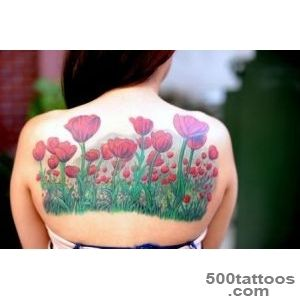 Tulip Tattoo Images amp Designs_25