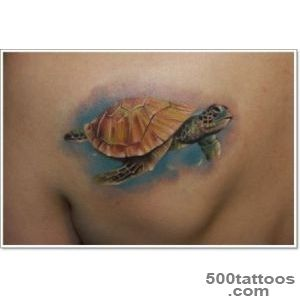 35 Stunning Turtle Tattoos and Why They Endure the Test of Time_4