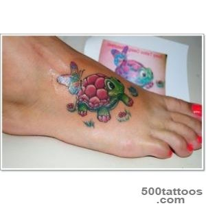 35 Stunning Turtle Tattoos and Why They Endure the Test of Time_16