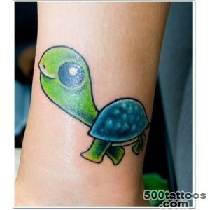 35 Stunning Turtle Tattoos and Why They Endure the Test of Time_20