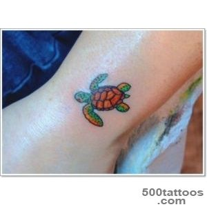 35 Stunning Turtle Tattoos and Why They Endure the Test of Time_22