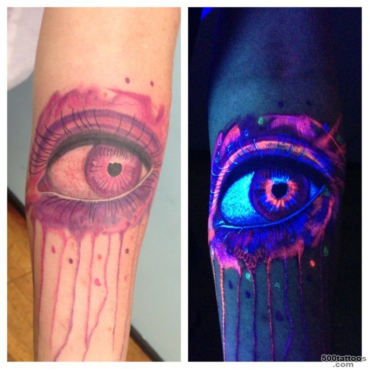 Uv tattoos or black Light.   OnePlus Forums_4