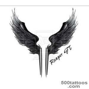 Pin Valkyrie Wings Tattoos Bat Wing Tattoo Ideas Letters Love on _4